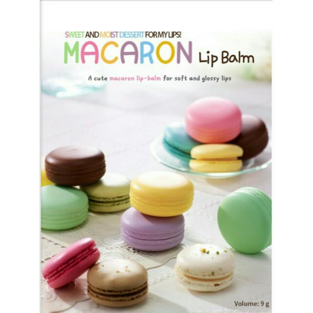 [FROM KOREA]Its Skin Macaron Flavored Lip Balm
