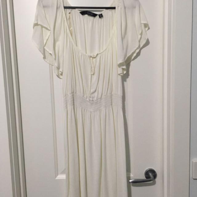 Garden Party White Dress