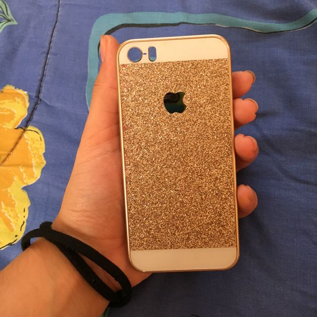 Glitter iPhone 5s Case