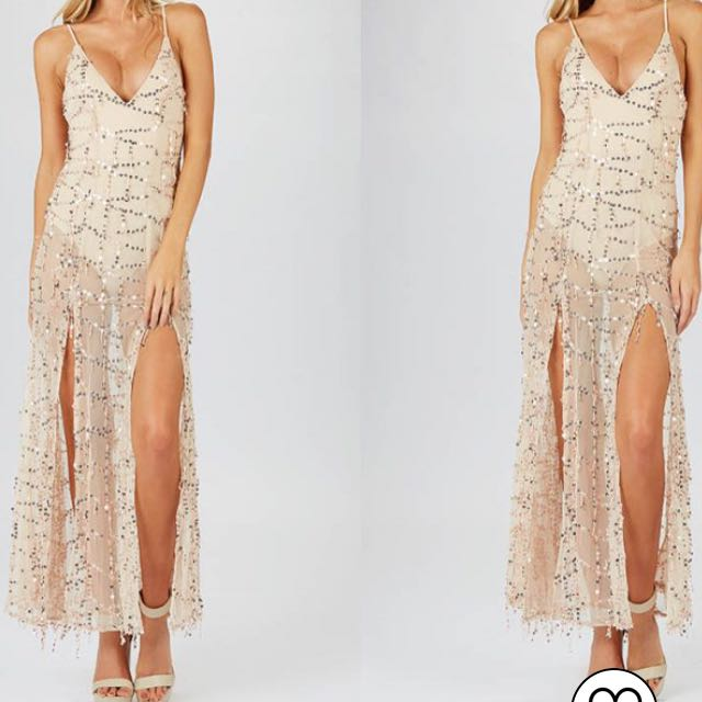 Gorgeous Sequin Styled Dress BNWT