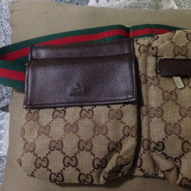 Gucci waist bag ( not original )