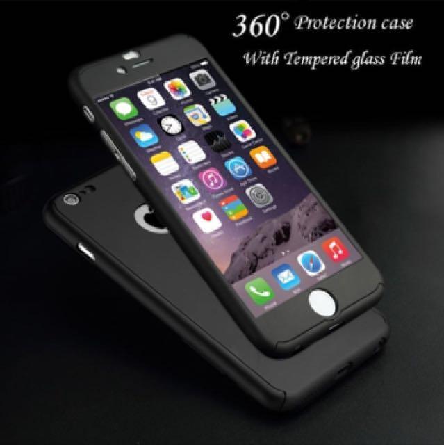 Hardcase 360 Full Protection Iphone 5/5s/5se