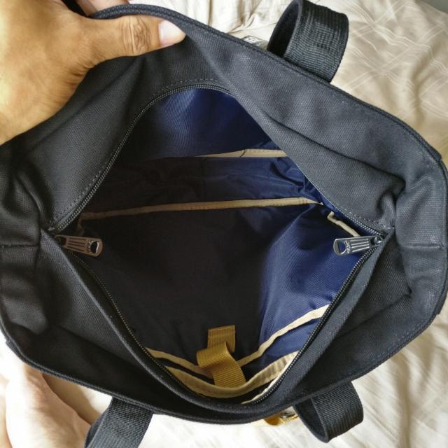 f45b2abdbc82 Head Porter Jackson Tote Bag