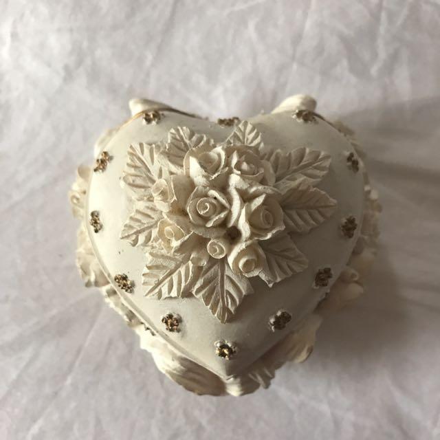 Heart Trinket Box