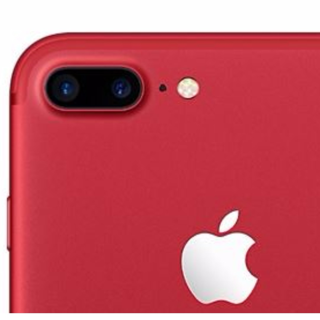 iPhone 7 Plus 128GB Red (telco set brand new)