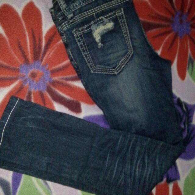 Jeans robek