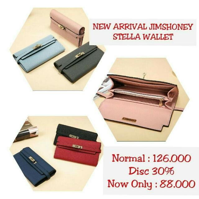 Jims Honey Stella Wallet