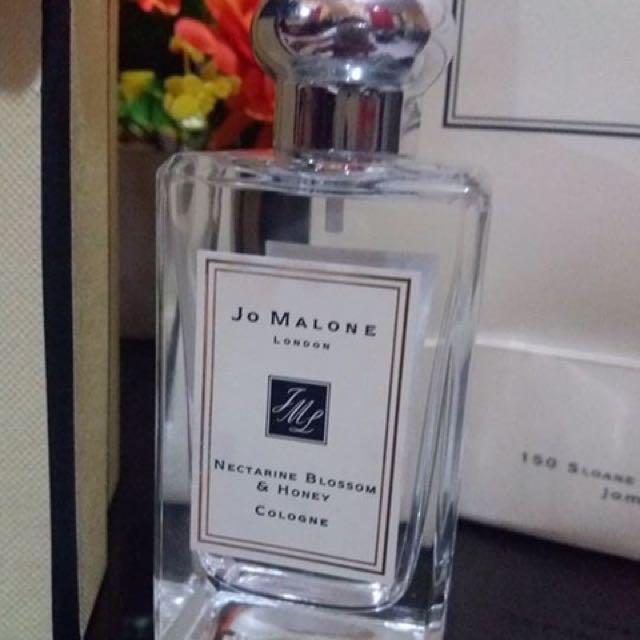 Jo Malone Best Seller Nectarine Blossom Honey Health Beauty