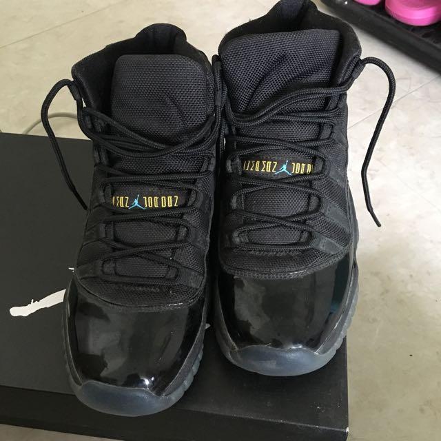 Jordan 11代