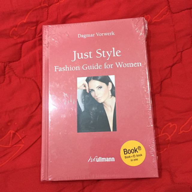 JUST STYLE - FASHION GUIDE FOR WOMEN