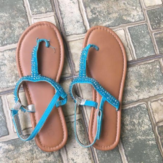Justice Sandals - Sendal Sandal Teplek Pantai