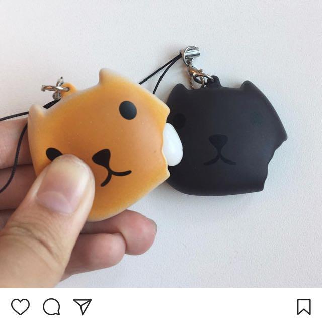 Kapibarasan Squeeze Toy