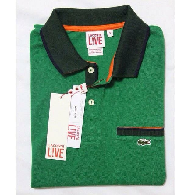 Lacoste Classic shirts for men