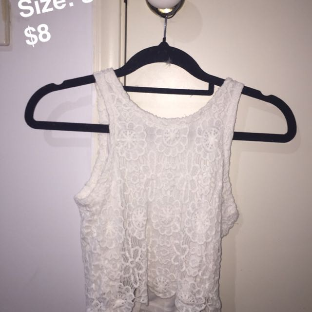 Lacy Top