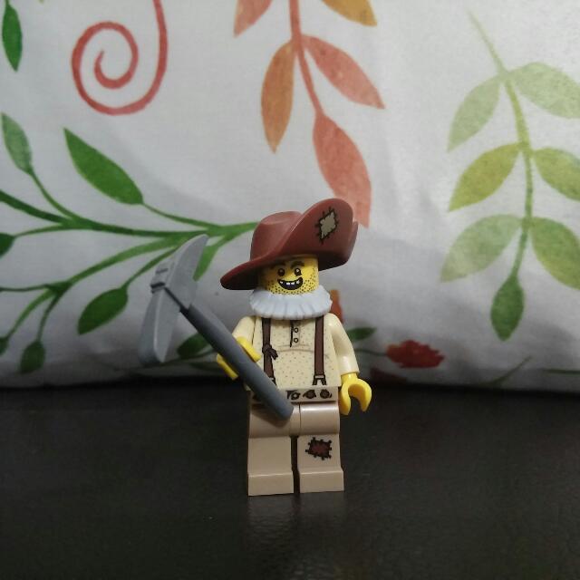 Lego Minifigure Prospector