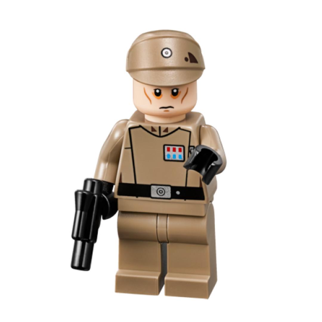 Lego Star Wars Imperial Officer 75082 Toys Games Bricks