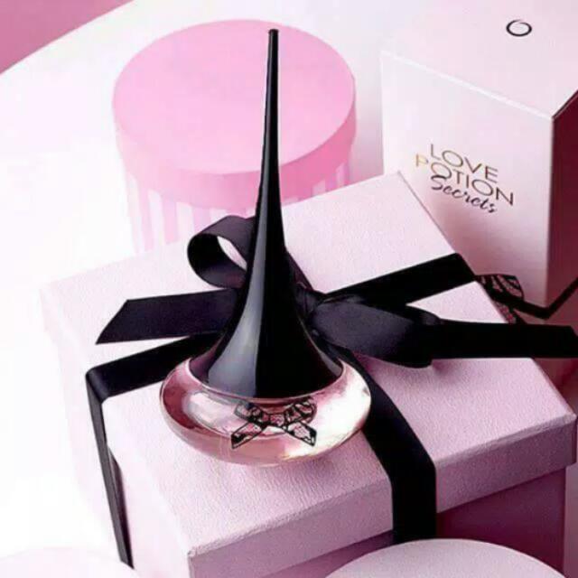Love Potion Secret Parfume Oriflame