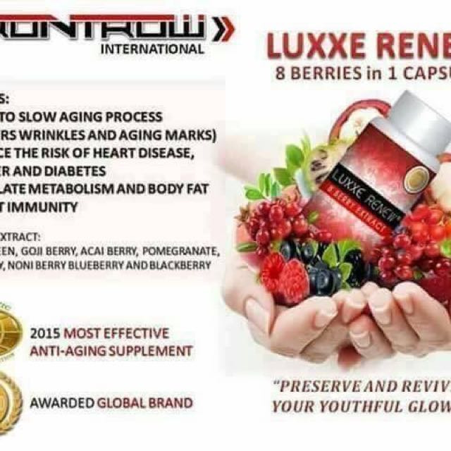 Luxxe Renew By FrontRow International