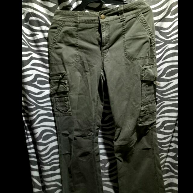 Merona Stretch Cargo Pants