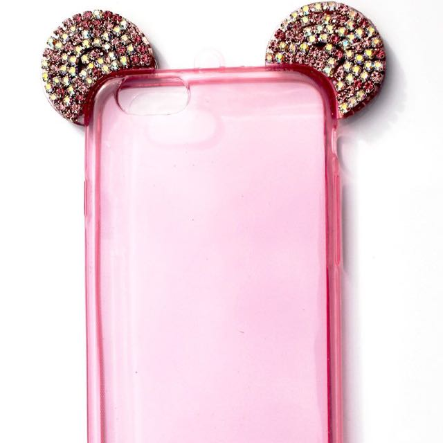 Minnie Mouse Ears Cover