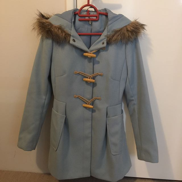 Miss Shop Winter Trench Coat