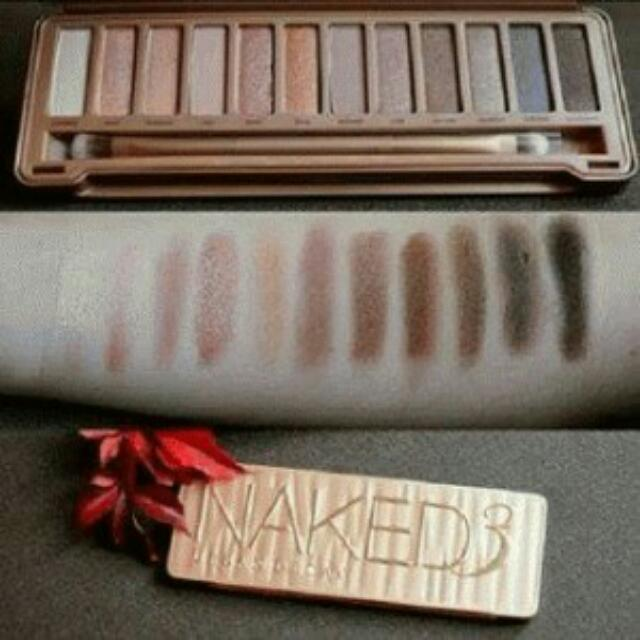 Naked 3 Eyeshadow - Urban Decay Naked 3 Eyeshadow