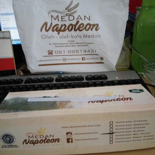 Napoleon Medan Original