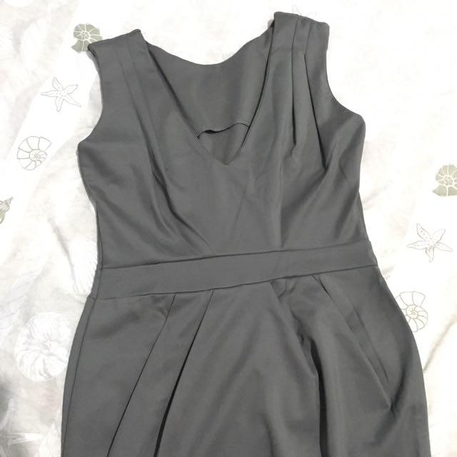 New!! Dress Abu Abu