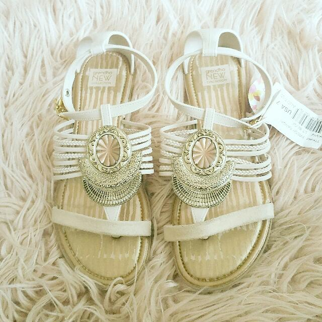 NEW Sandals Made in Brazil | Size 7