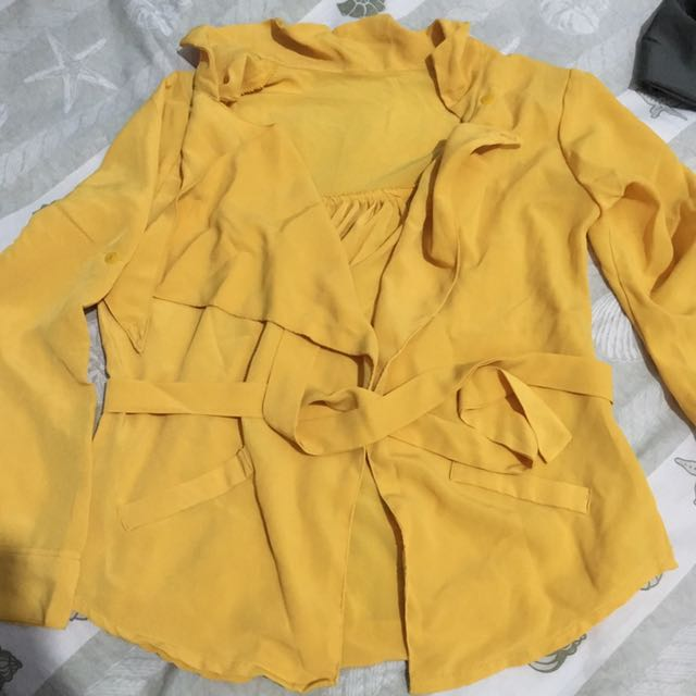 Outer Kuning NEW