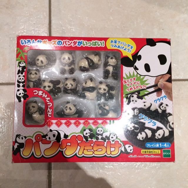 Panda Darake (Chopstick Game)
