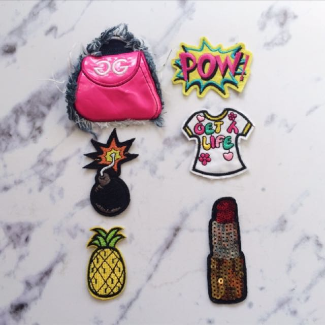 Patches Kece