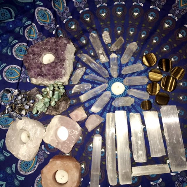 Pls Help Me De-Hoard My Crystals