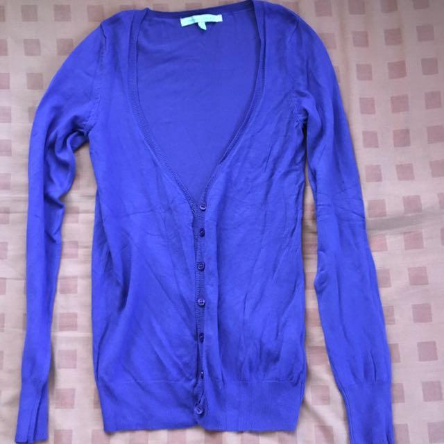 Pre-loved Bershka Knitwear Cardigan