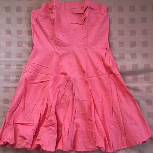 BRANDED pre-loved River Island Bubble Skirt Dress