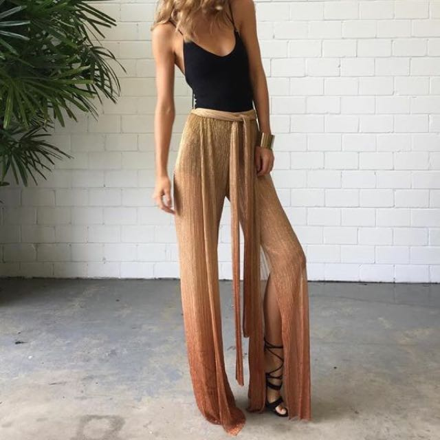 RENT: BEC AND BRIDGE Indian Sunset Pant