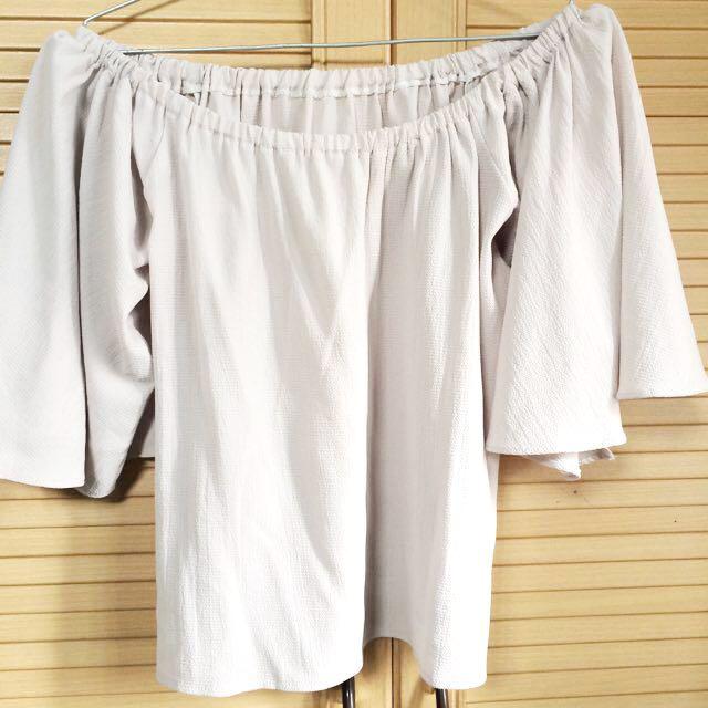 sabrina blouse