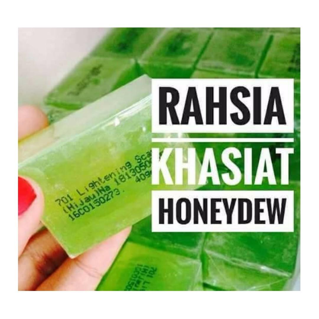 Sabun Honeydew Collagen Dms 360 Health Beauty Skin Bath Body Rose Herbal On Carousell