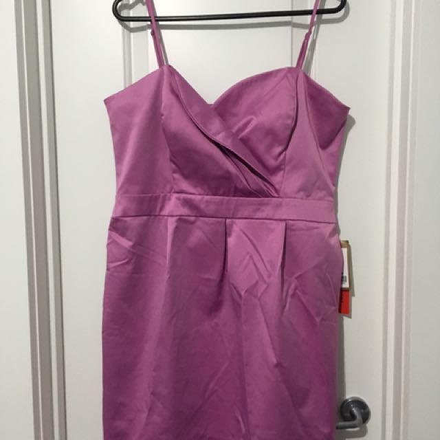 SAX Formal Pink/purple Dress