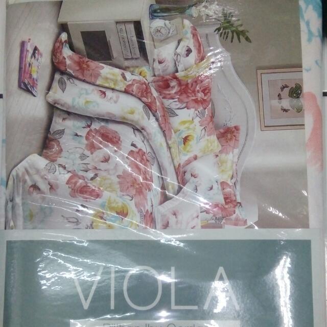Seprai Viola/ Free Ongkir