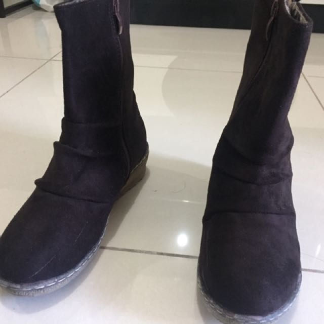 S&H Ankle Boots