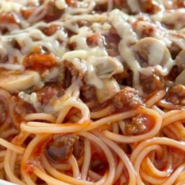 Special Spaghetti Sweet Style