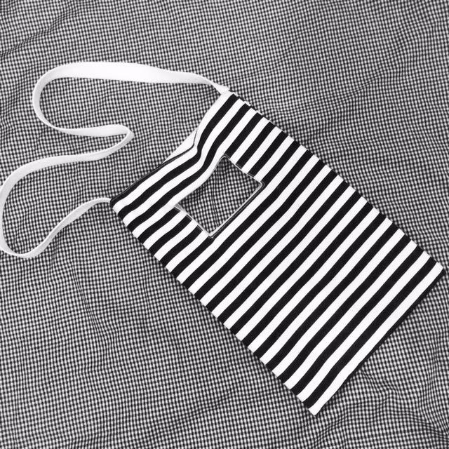 Stripe Totebag