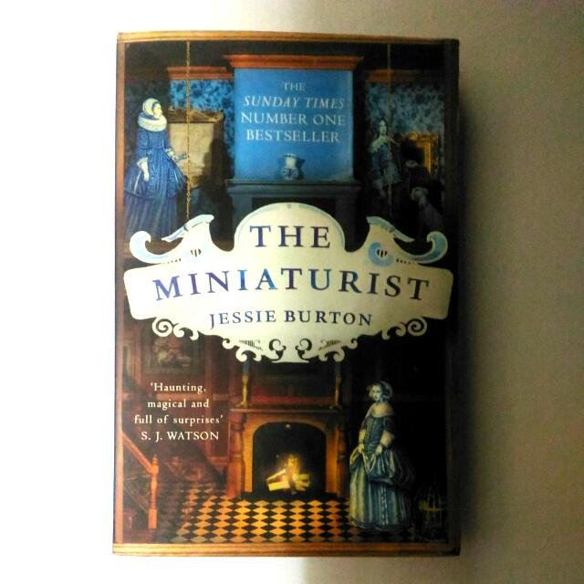 The Miniaturist - Jessie Burton (Free SF for Metro Manila)