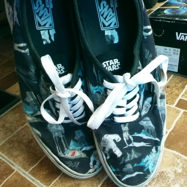 6143f310aef95a Vans Authentic Star Wars Planet Hoth