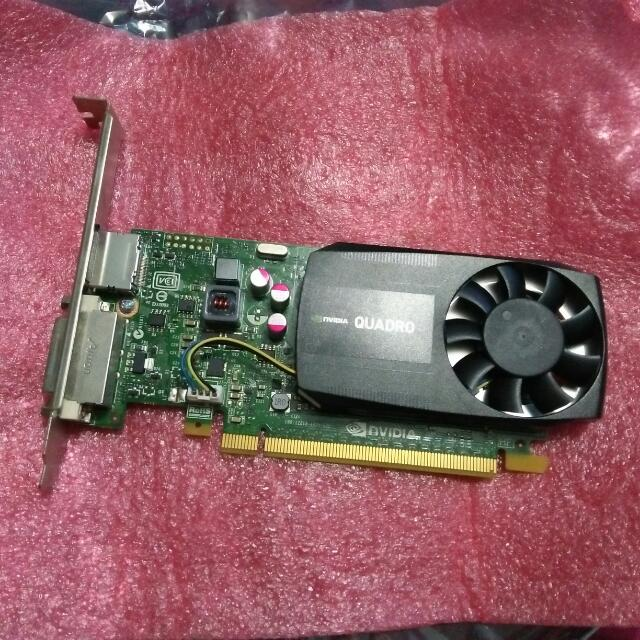 VGA NVIDIA Quadro K620