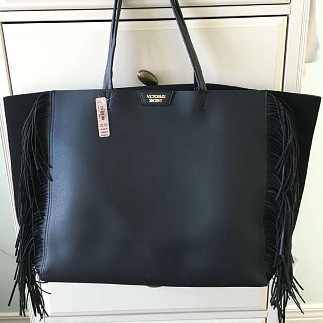 Victoria Secret Fringe Bag