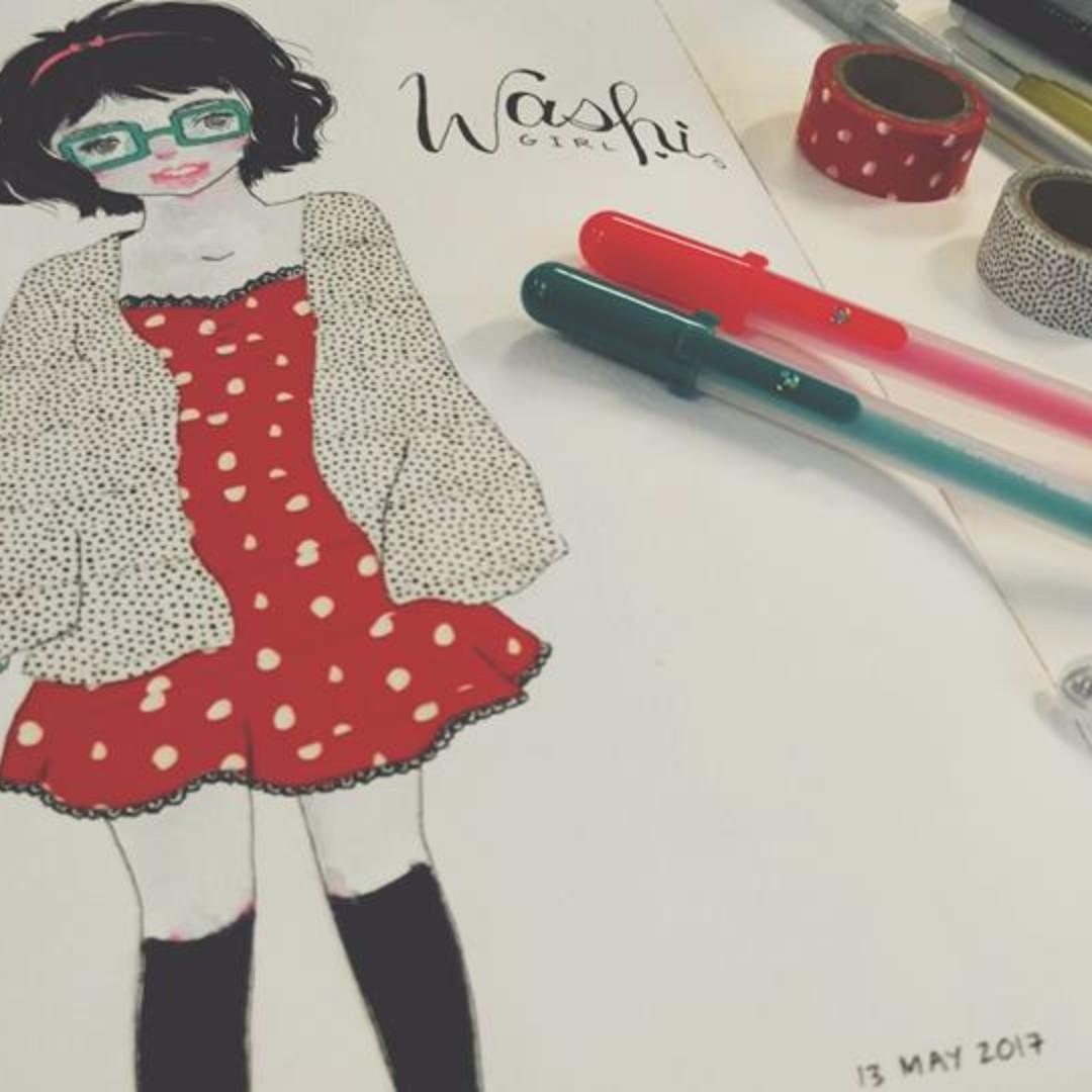 Washi Art