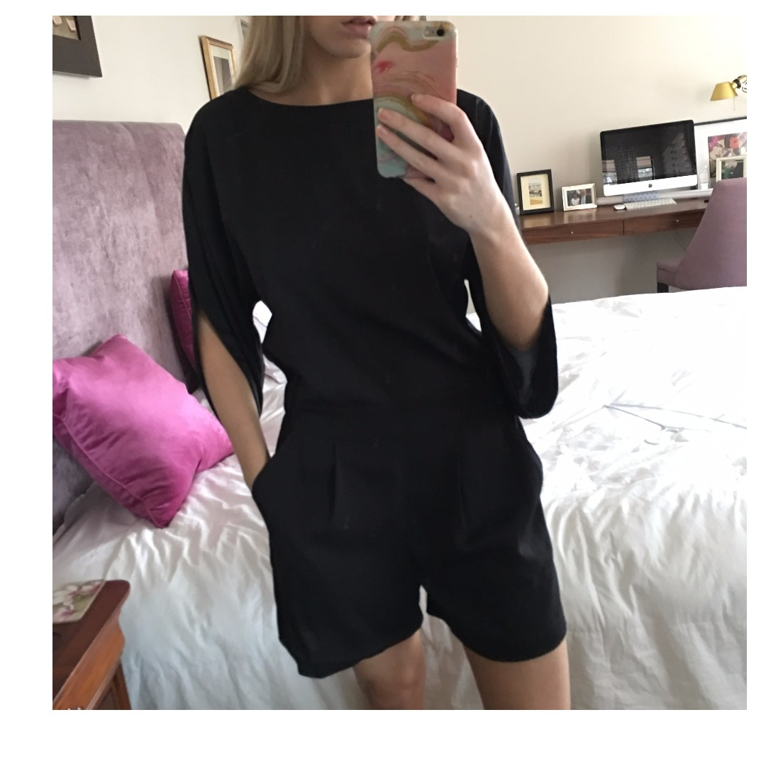 WITCHERY playsuit