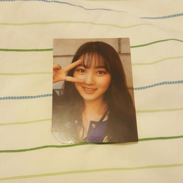 [WTT] Twice Jihyo Page Two Selfie PC